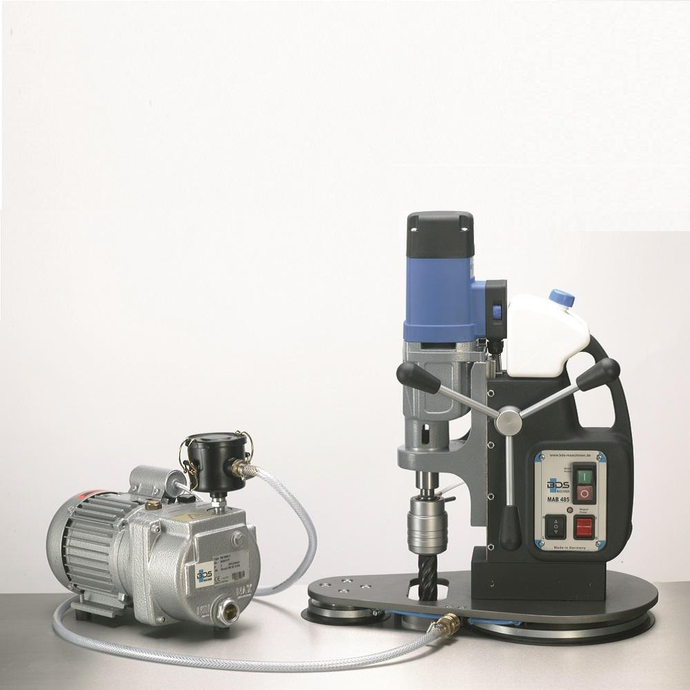 NE Metall Bohren mit Magnetkernbohrmaschine