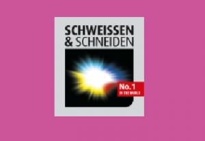 Schweissen & Schneiden Messe BDS Maschinen