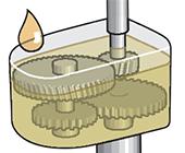 Magnetkernbohrmaschinen langlebigen Motoren