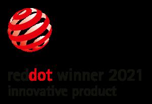 red dot Gewinner für innovatives Produkt