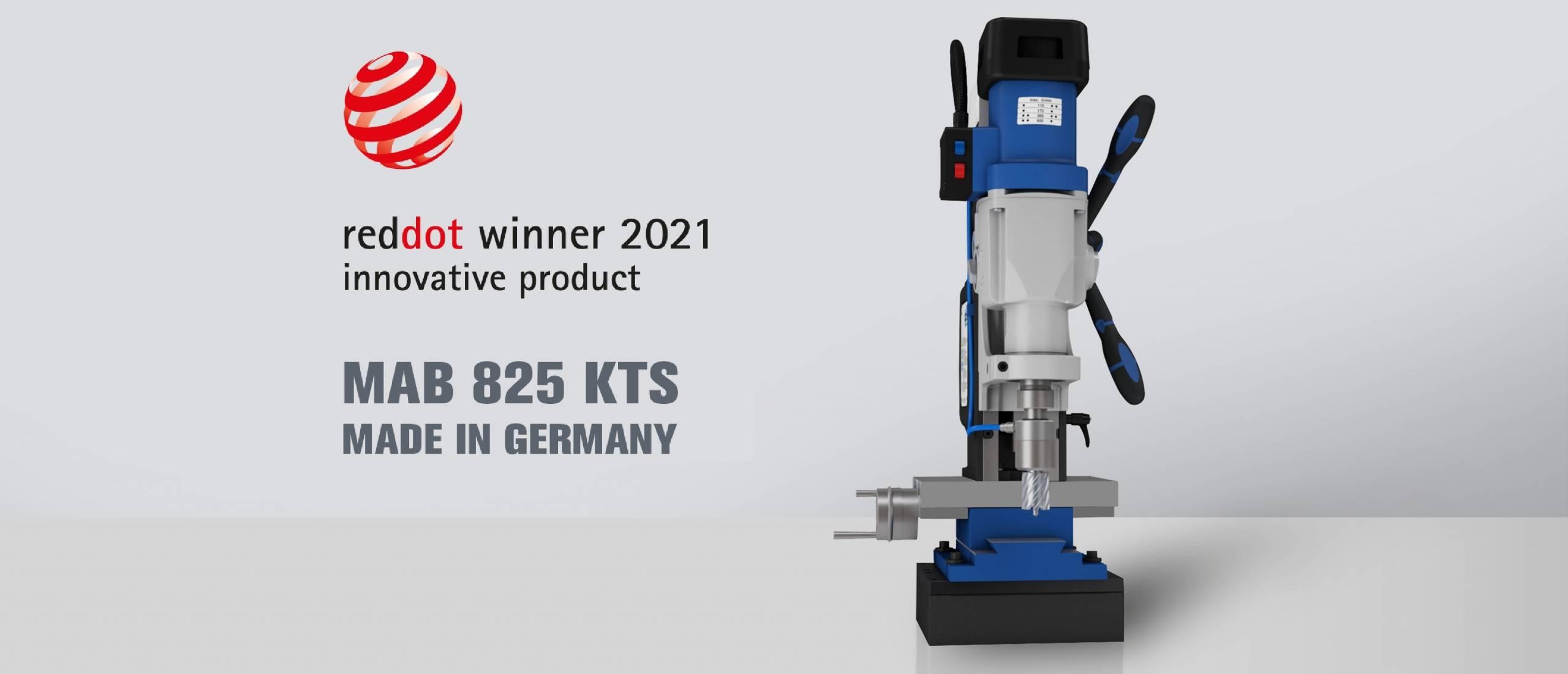 Red Dot Winner BDS MAschinen GmbH